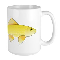 Golden Redhorse 3 c Mugs