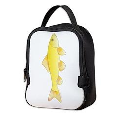 Golden Redhorse 3 c Neoprene Lunch Bag