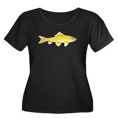 Golden Redhorse 3 c Plus Size T-Shirt