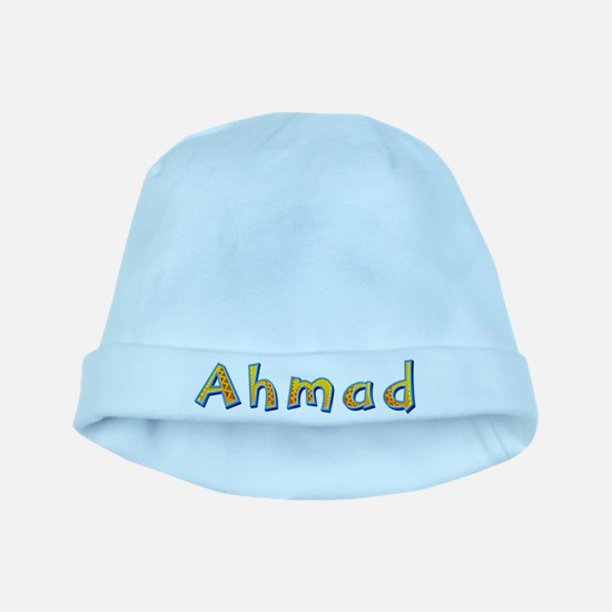 Ahmad Giraffe baby hat
