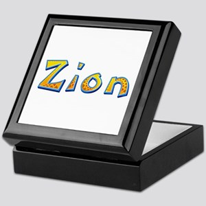 Zion Giraffe Keepsake Box