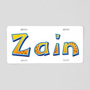 Zain Giraffe Aluminum License Plate