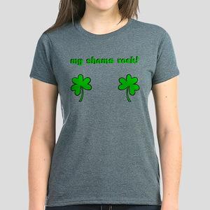My Shams Rock! Women's Dark T-Shirt