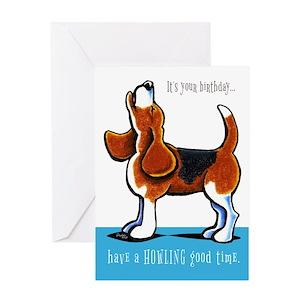 Dog Puns Greeting Cards