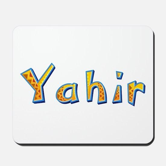 Yahir Giraffe Mousepad