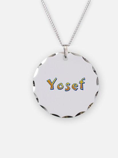 Yosef Giraffe Necklace