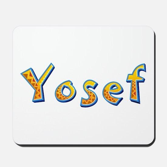 Yosef Giraffe Mousepad