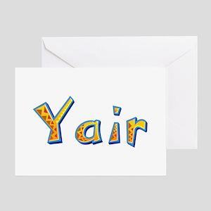 Yair Giraffe Greeting Card