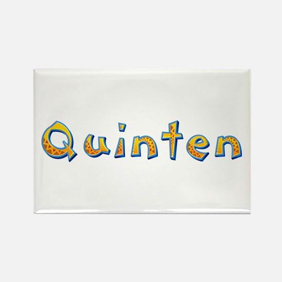Quinten Giraffe Rectangle Magnet