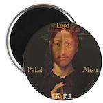 QUETZALCOATL: THE PHOTOELECTRIC CHRIST Magnet