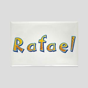 Rafael Giraffe Rectangle Magnet
