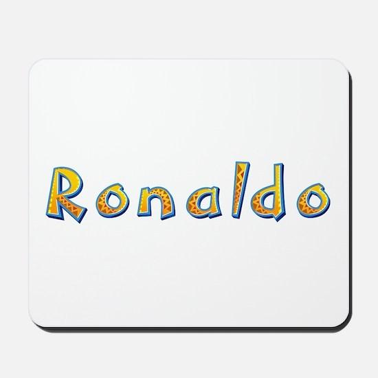Ronaldo Giraffe Mousepad