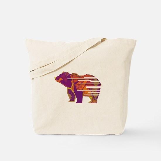 AUTUMN WAVELENGTH Tote Bag