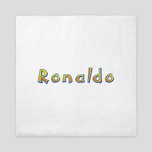 Ronaldo Giraffe Queen Duvet