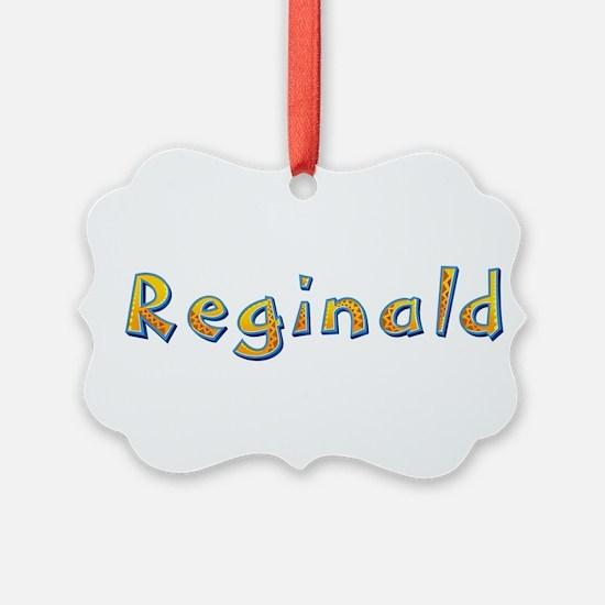Reginald Giraffe Ornament