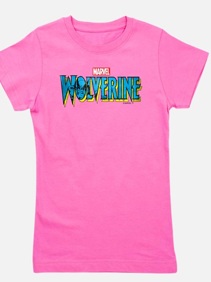 Wolverine Logo Girl's Tee