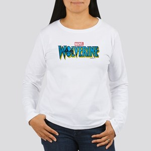 Wolverine Logo Women's Long Sleeve T-Shirt