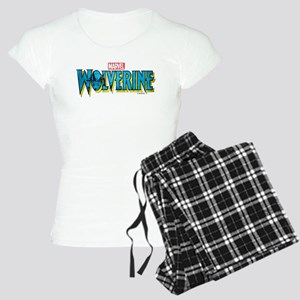 Wolverine Logo Women's Light Pajamas