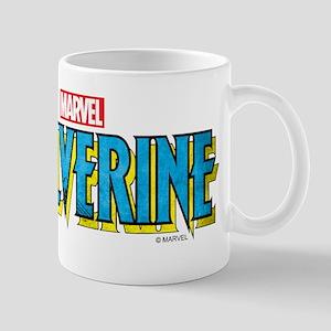 Wolverine Logo Mug