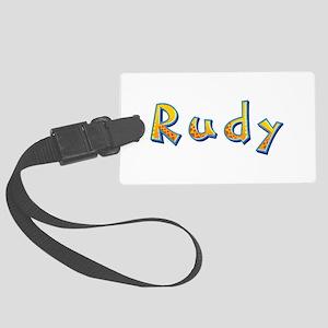 Rudy Giraffe Large Luggage Tag