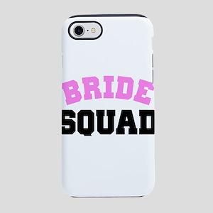 Bride Squad iPhone 7 Tough Case
