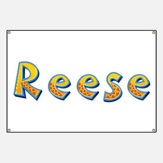Reese Giraffe Banner