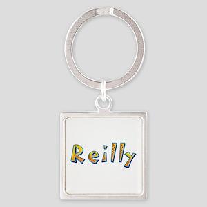 Reilly Giraffe Square Keychain