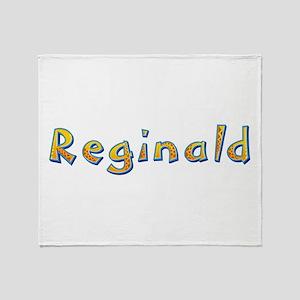 Reginald Giraffe Throw Blanket