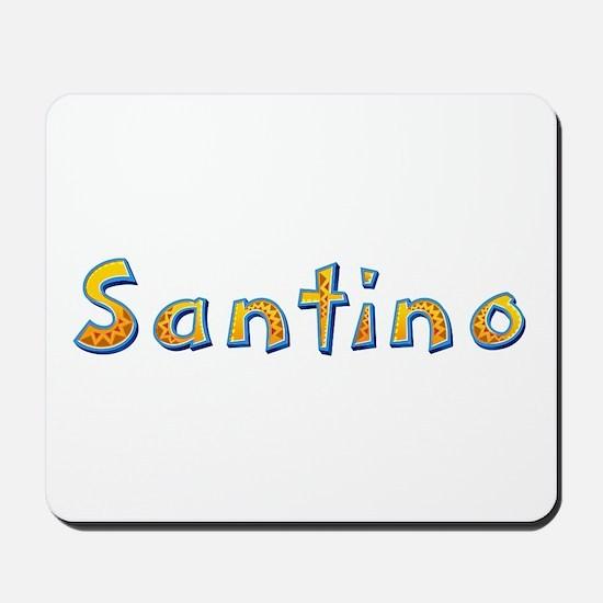Santino Giraffe Mousepad
