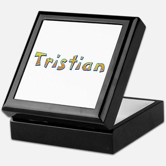 Tristian Giraffe Keepsake Box