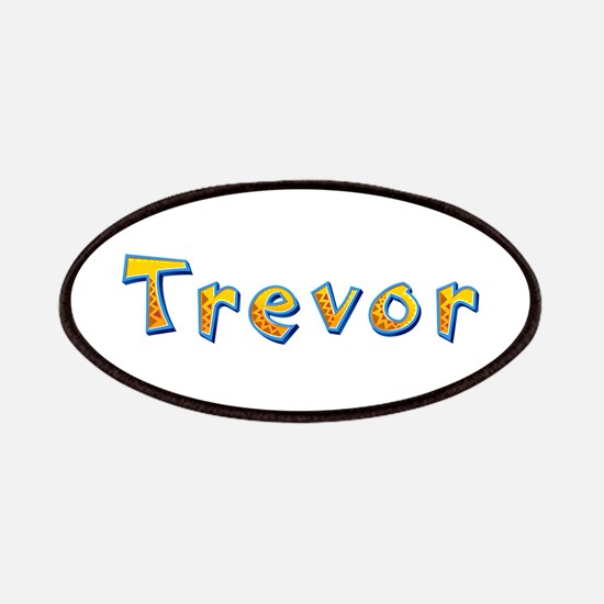 Trevor Giraffe Patch