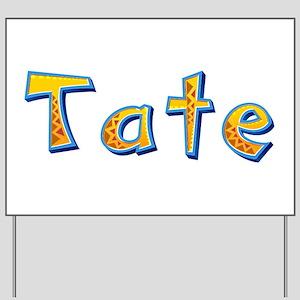 Tate Giraffe Yard Sign