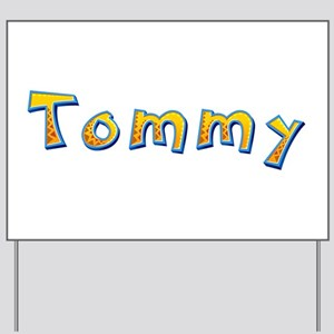 Tommy Giraffe Yard Sign