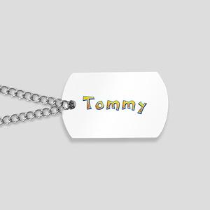 Tommy Giraffe Dog Tags