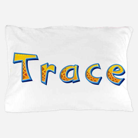 Trace Giraffe Pillow Case