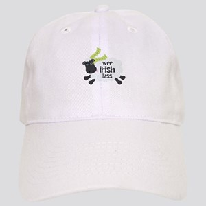 Wee Irish Lass Baseball Cap