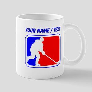 Custom Hockey League Logo Mugs