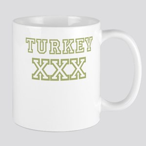 Turkey XXX Mugs