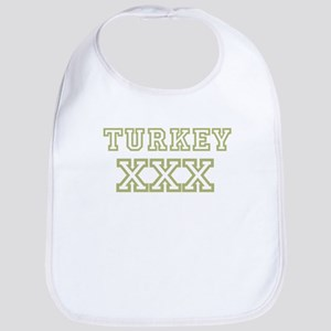 Turkey XXX Bib