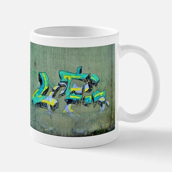 Old Graffiti Mugs