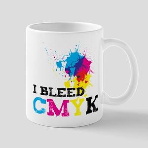 Bleed CMYK Mug