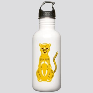 Jaguar Art Stainless Water Bottle 1.0L