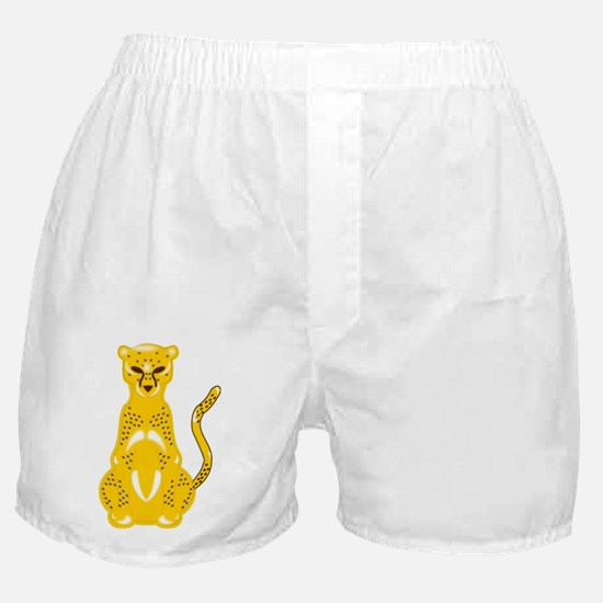 Jaguar Art Boxer Shorts