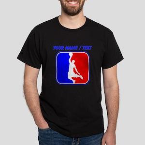 Custom Basketball League Logo T-Shirt