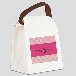 Nursing Director 4 Canvas Lunch Bag