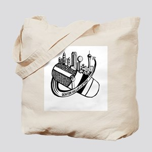 New DDB Logo Tote Bag
