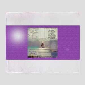Giver Throw Blanket