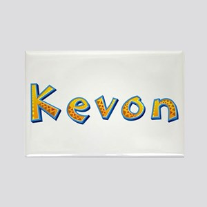 Kevon Giraffe Rectangle Magnet