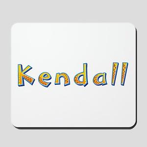Kendall Giraffe Mousepad
