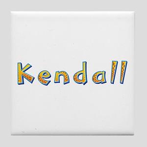 Kendall Giraffe Tile Coaster
